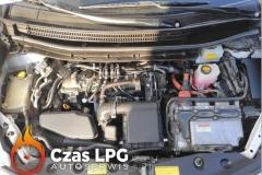 Toyota-Prius-2010r-Instalacja-LPG-4